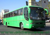 Comil Campione 3.45 - M. Benz | Buses Golondrina