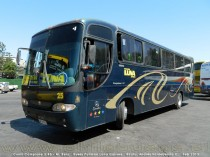 Comil Campione 3.45 - M. Benz | Buses Pullman Luna Express