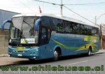 Comil Campione Vision 3.45 - M. Benz | Buses Expreso Quillota