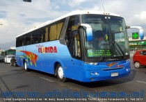 Comil Campione Vision 3.45 - M. Benz | Buses Pullman Florida