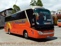 Hengtong New Dragon CKZ6127 | Buses Pullman Bus Lago Peñuelas