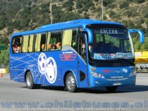 King Long XMQ6900Y | Buses La Porteña