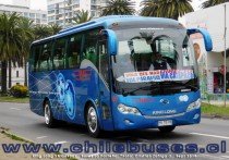 King Long XMQ6900Y | Buses La Porte?a