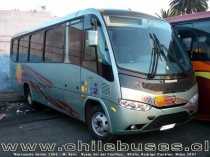 Marcopolo Senior 2006 - M. Benz  /  Buses Sol del Pacífico