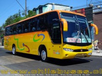 Marcopolo Andare Class - M. Benz | Buses Andrade