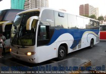 Marcopolo Andare Class 1000 G6 - M. Benz | Buses Luna Express