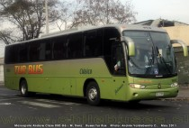 Marcopolo Andare Class 850 G6 - M. Benz | Buses Tur Bus