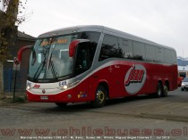 Marcopolo Paradiso 1200 G7 - M. Benz | Buses JM