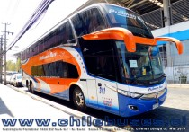 Marcopolo Paradiso 1800 DD New G7 - M. Benz | Buses Pullman Bus