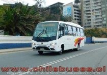 Marcopolo Senior - M. Benz | Buses Sol del Pacífico