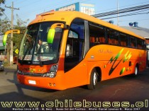 Maxibus Lince 3. 45 - M. Benz  /  Buses Sol del Pacífico