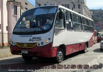 Neobus Thunder+ - Agrale | Buses Ciferal Express