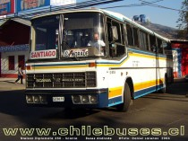 Nielson Diplomata 350 - Scania  /  Buses Andrade