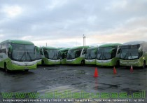 Unidades Marcopolo Paradiso 1050 y 1200 G7 - M. Benz | Buses Tur Bus