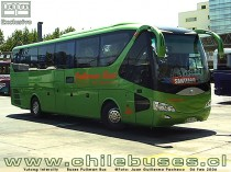 Yutong Intercity  /  Buses Pullman Bus