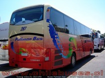Yutong Intercity ZK6129H / Buses Pullman Bus
