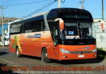Yutong ZK6136H | Buses Pullman Lago Pe?uelas