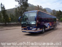 Marcopolo Andare Class 1000 - M.Benz / Buses Ahumada