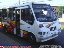 Cuatro Ases Buses Linea Ciferal Express (5ª Region)