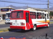 Inrecar Buses Linea Carolina del Valle (5ª Region)