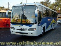 Comil Campione - M. Benz  /  Buses Bahia Azul