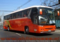 Comil Campione Vision 3.45 - M. Benz | Buses Golondrina