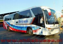 King Long XMQ6130Y | Buses Andrade