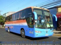 Marcopolo Andare Class 1000 G6 - M. Benz | Buses Sol del Pacífico