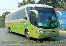 Marcopolo Paradiso 1200 G7 - M. Benz | Buses Tur Bus