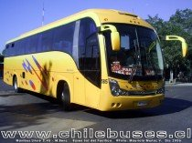 Maxibus Lince 3.45 - M. Benz  /  Buses Sol del Pacífico
