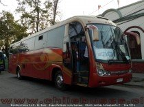 Maxibus Lince - M. Benz | Buses Pullman Luna Express