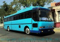 Mercedes Benz O-371 | Buses Andrade