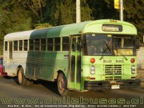 Blue Bird - M. Benz  /  Bus de Transporte Privado (Reg. Metrop)