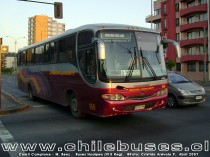 Comil Campione - M. Benz  /  Buses Hualpen (VIII Reg)