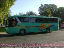Comil New Campione - M. Benz  /  Bus de Transporte Privado (III Reg)