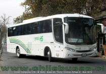 Comil Campione 3.25 - M. Benz | Buses HS
