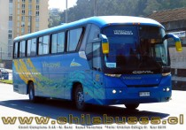 Comil Campione 3.45 - M. Benz | Buses Verschae