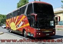 Comil Campione 4.05 HD - M. Benz | Buses Mira Sur