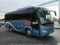 Higer H79.29 | Buses Pullman Yuri's