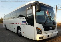 Hyundai Universe Space Luxury | Bus Empresa MTN