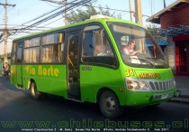 Inrecar Capricornio 2 - M. Benz | Buses Via Norte
