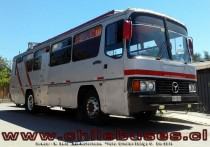 Inrecar - M. Benz | Bus Motorhome