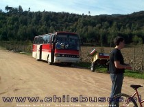 Kassbhorer Setra 215HD  /  Bus Transporte Privado