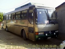 Mercedes Benz Monobloco O-371  /  Bus Transporte Privado