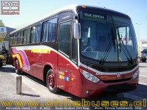 Marcopolo Ideale 770 - M. Benz  /  Buses Hualpen (VIII Reg)