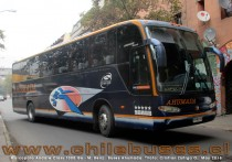 Marcopolo Andare Class 1000 G6 - M. Benz | Buses Ahumada
