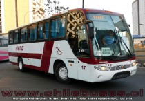 Marcopolo Andare Class 850 G6 - M. Benz | Buses Reno