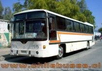 Marcopolo III - M. Benz  |  Buses Transportes Anfra