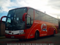 Marcopolo Paradiso 1200 G6 - M. Benz | Buses JM