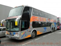 Marcopolo Paradiso 1800 DD G6 - M. Benz | Buses Pacheco